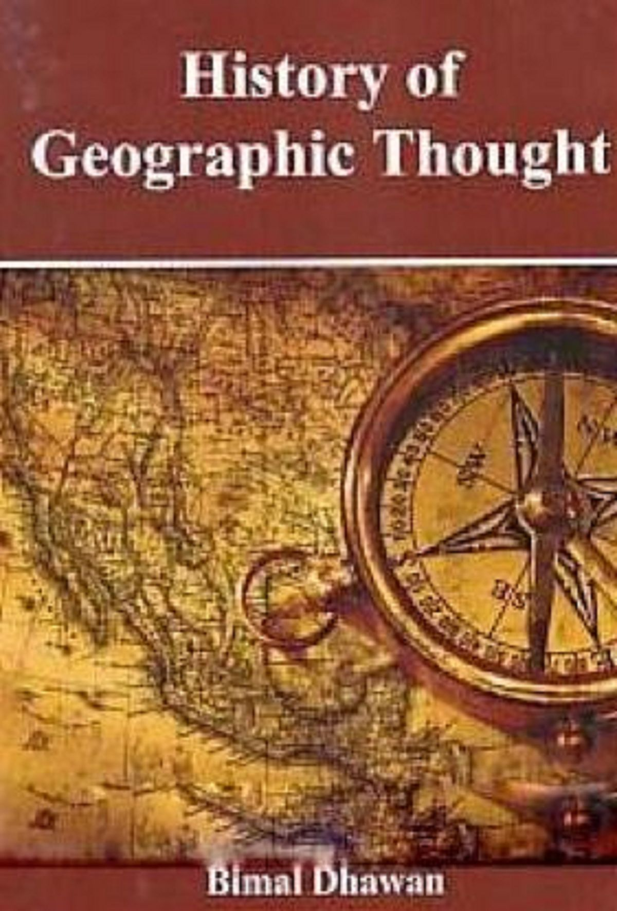 GEOG 100 - HISTORY OF GEOGRAPHY THOUGHT