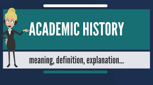 HIST 100 - Introduction to Academic History