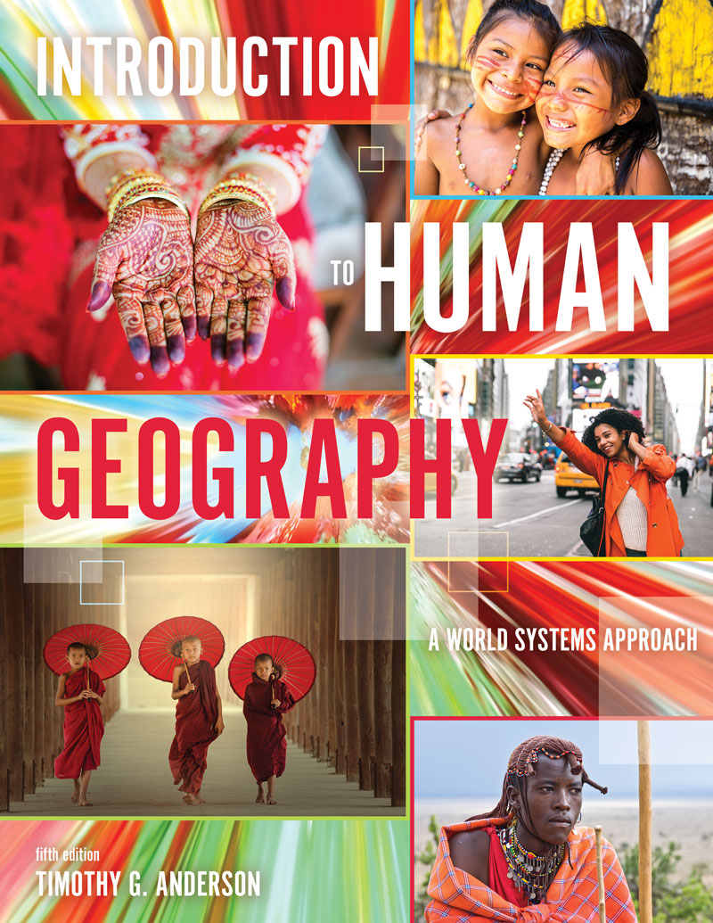 GEOG 120 - Introduction to Human Geography