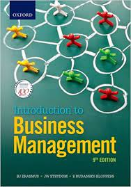 BUST 111 - INTRODUCTION TO BUSINESS MANAGEMENT