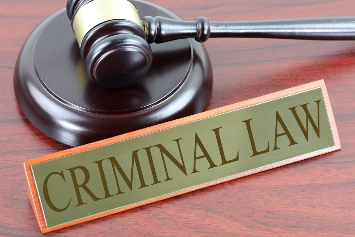 CRSS 0110 - Introduction to criminal law and procedure